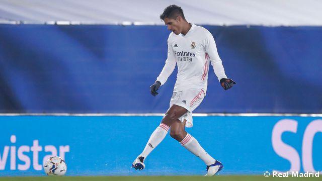 Video: Varanes Tore in der Liga