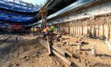 Obras Nuevo Estadio - 18-05-2021