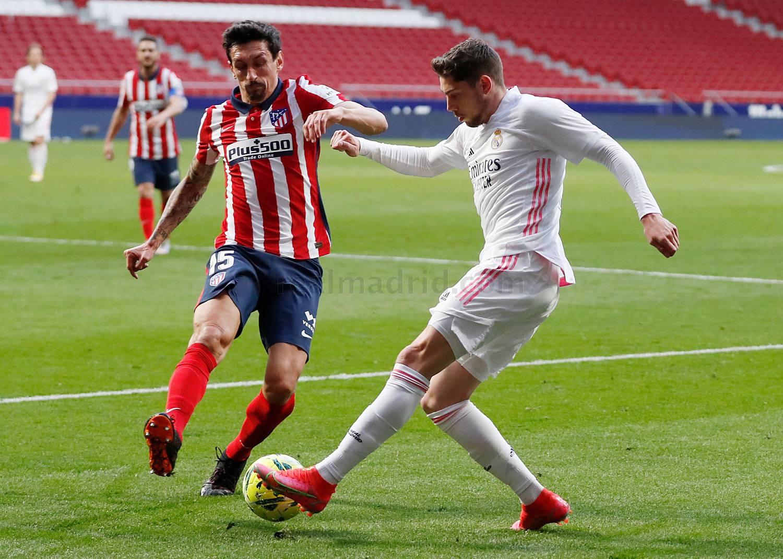 Atlético de Madrid - Real Madrid - 15-05-2021