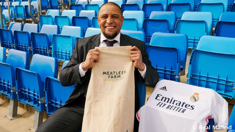 Video: Meatless Farm and Real Madrid team up on global sustainable nutrition initiative