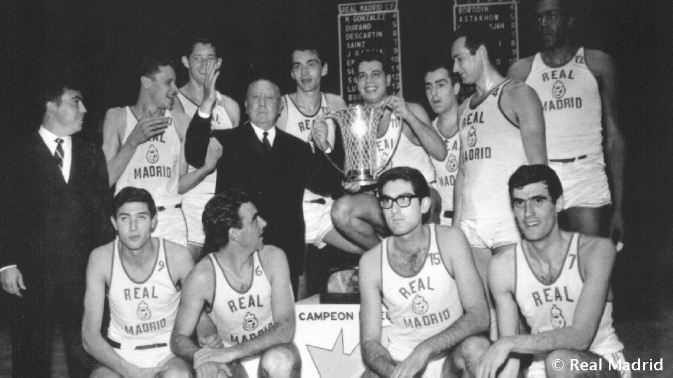 Video: The second basketball European Cup