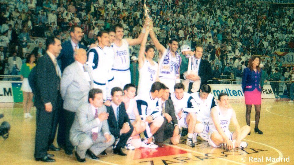 Video: The eighth basketball European Cup