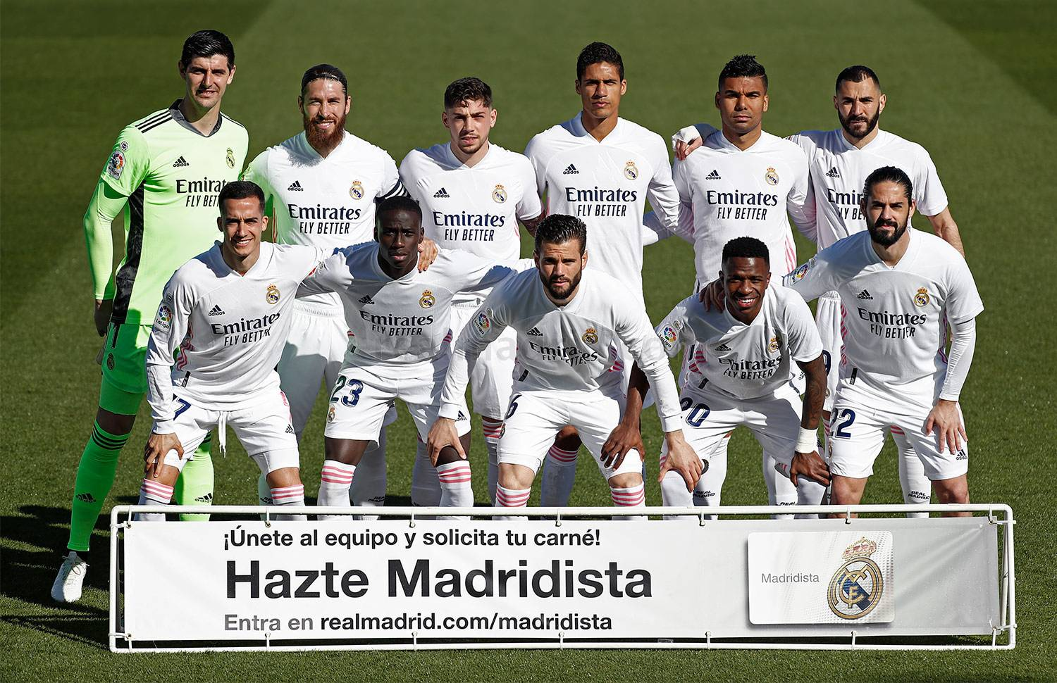 Real Madrid - Elche - 15-05-2021