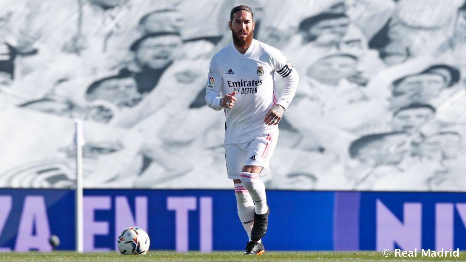 Video: Ramos iguala Casillas como segundo jogador com mais vitórias na história da Liga