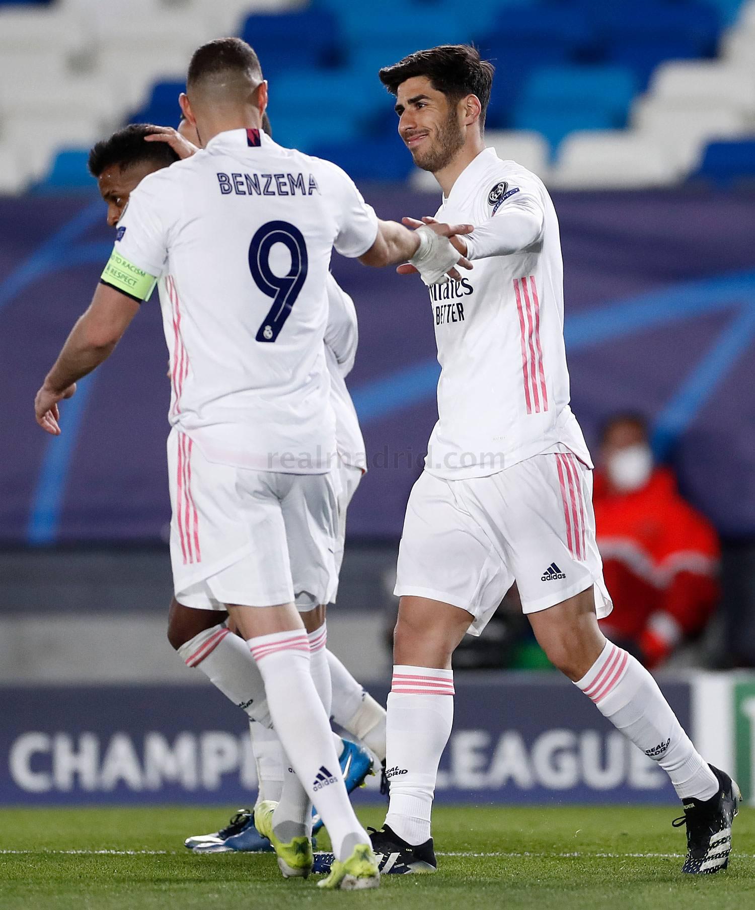 Real Madrid - Atalanta - 15-05-2021