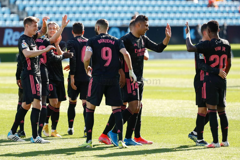 Celta de Vigo - Real Madrid - 15-05-2021