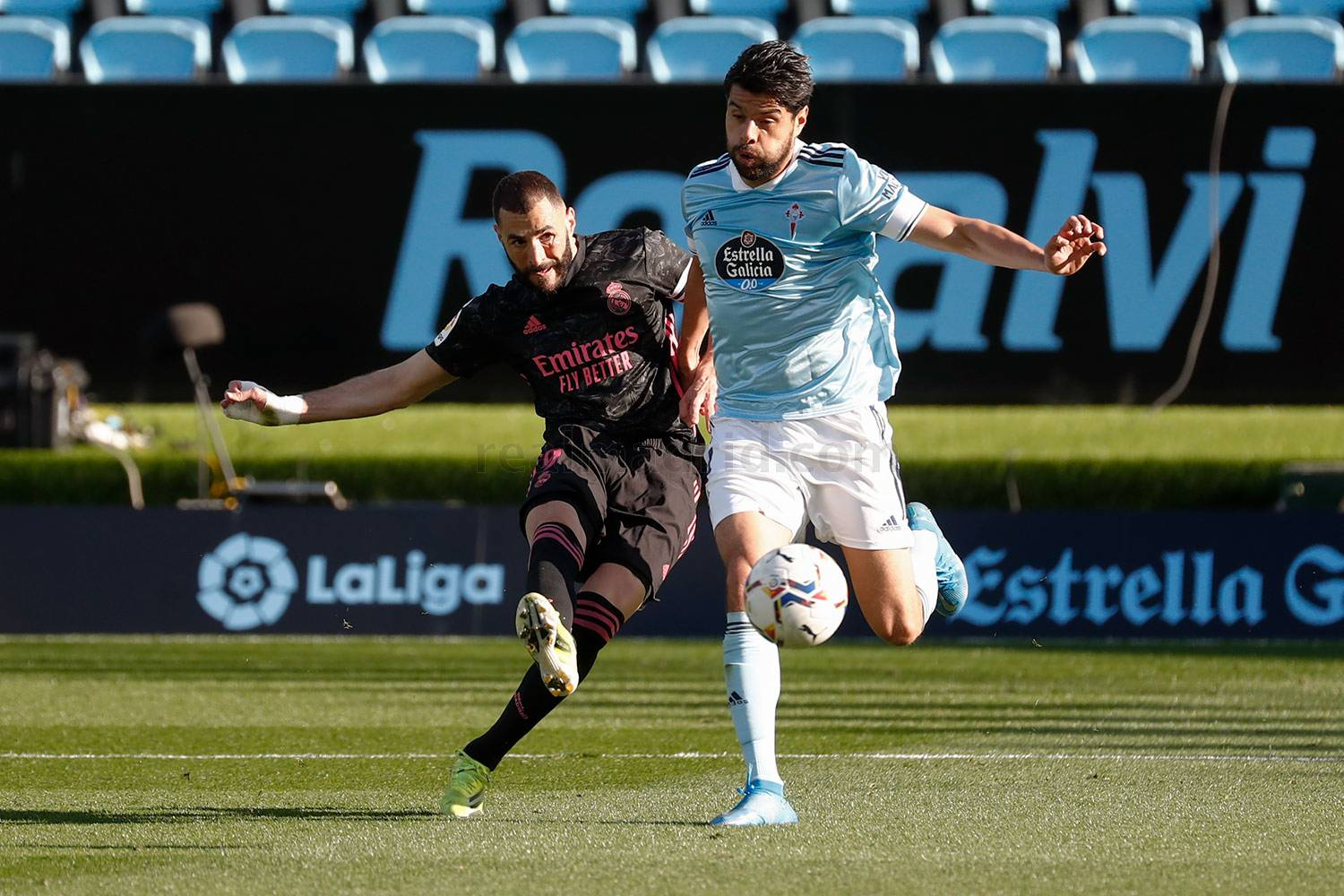 Celta - Real Madrid - 22-04-2021
