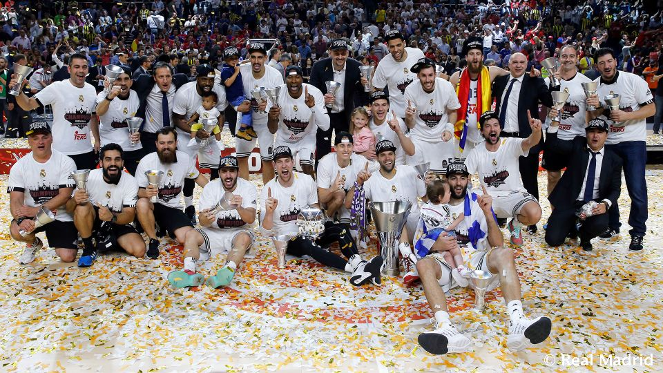 Video: The ninth basketball European Cup