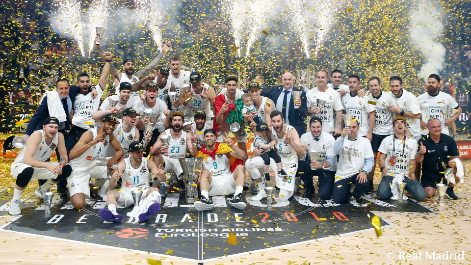 Video: The tenth basketball European Cup