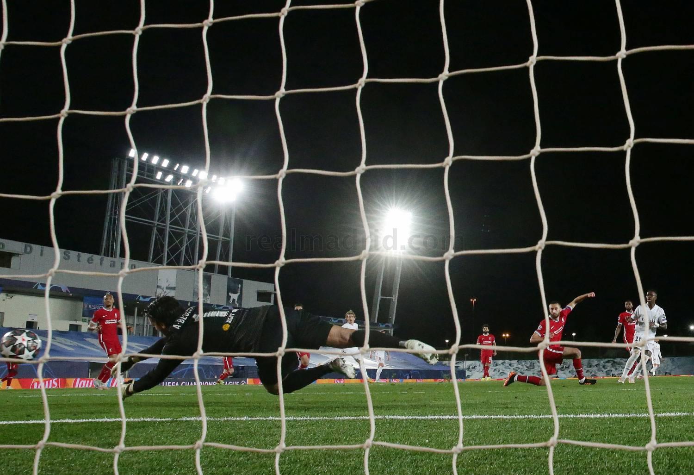 Real Madrid - Liverpool - 23-04-2021
