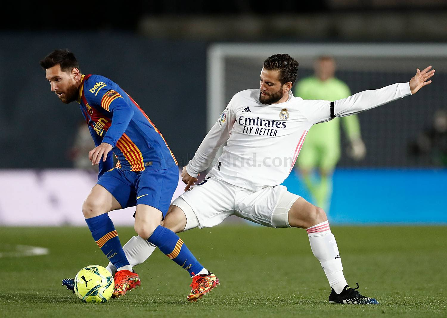 Real Madrid - Barcelona - 15-05-2021