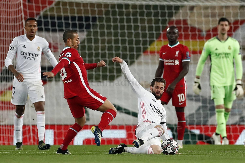 Liverpool - Real Madrid - 15-05-2021