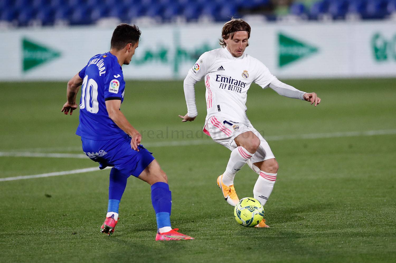 Getafe - Real Madrid - 15-05-2021