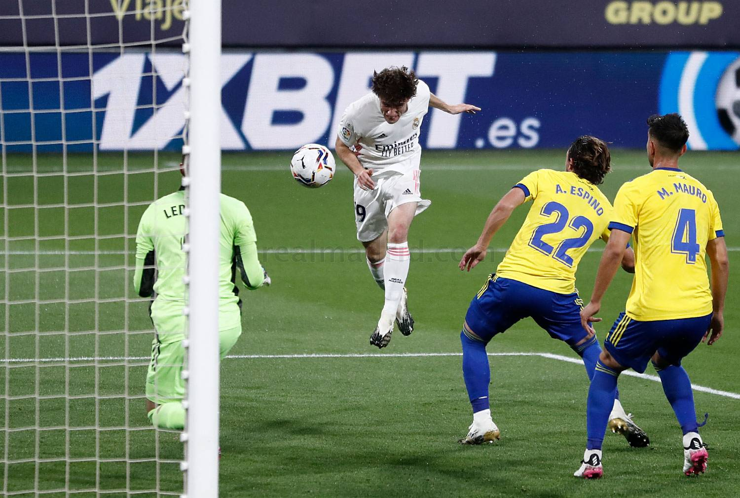 Cádiz-Real Madrid - 11-05-2021