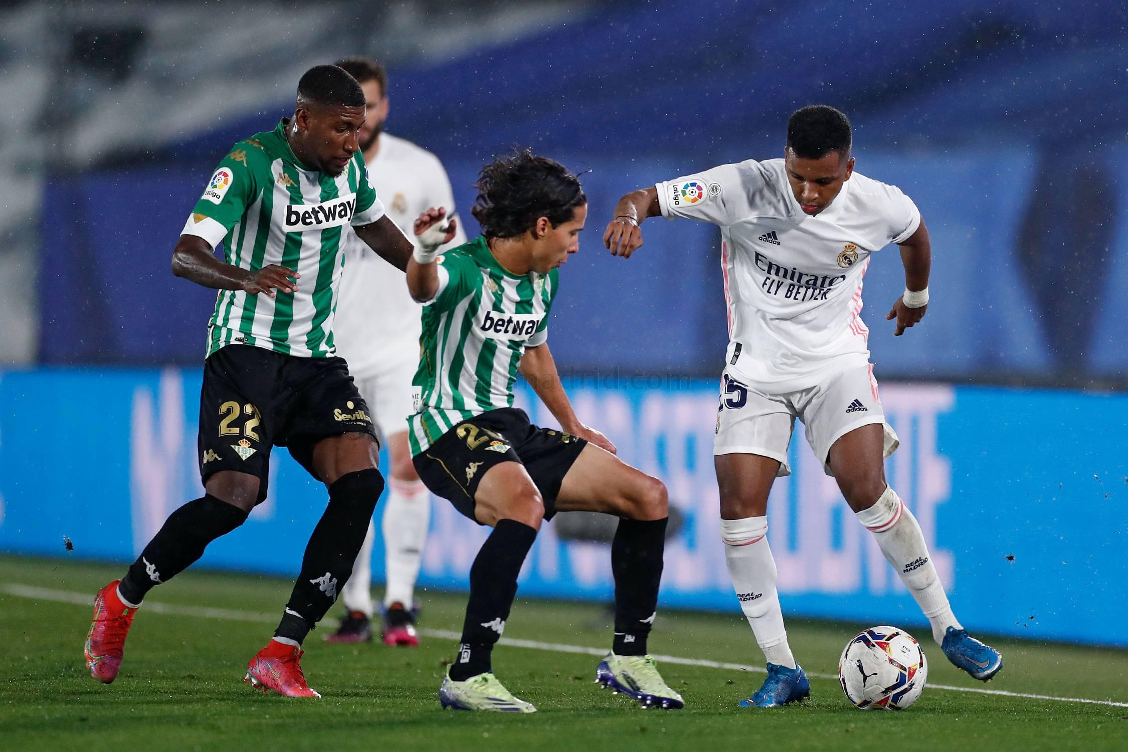 Real Madrid - Betis - 15-05-2021