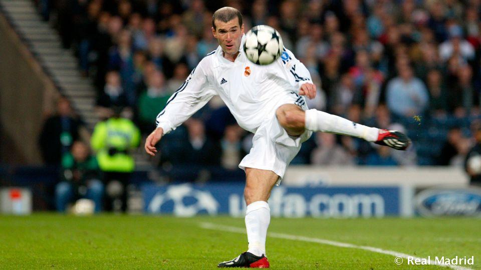 Video: La vidéo de bienvenue à Zidane