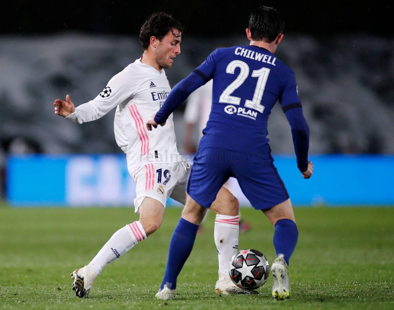 Real Madrid - Chelsea - 15-05-2021