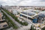 Obras Nuevo Estadio - 19-10-2021