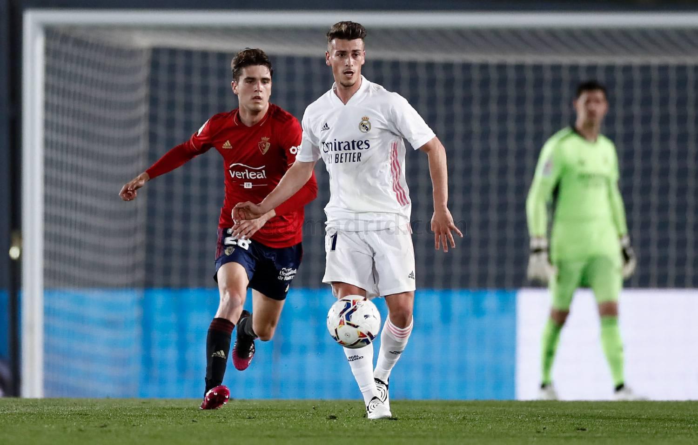 Real Madrid - Osasuna - 31-07-2021