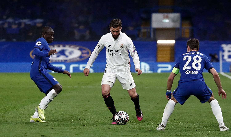 Chelsea-Real Madrid - 27-09-2021