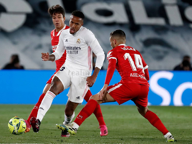 Real Madrid - Sevilla - 23-09-2021