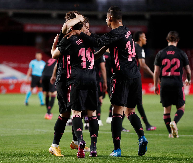 Granada - Real Madrid - 19-09-2021