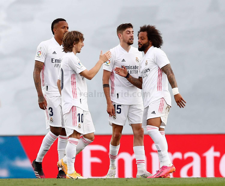 Real Madrid - Villarreal - 02-08-2021