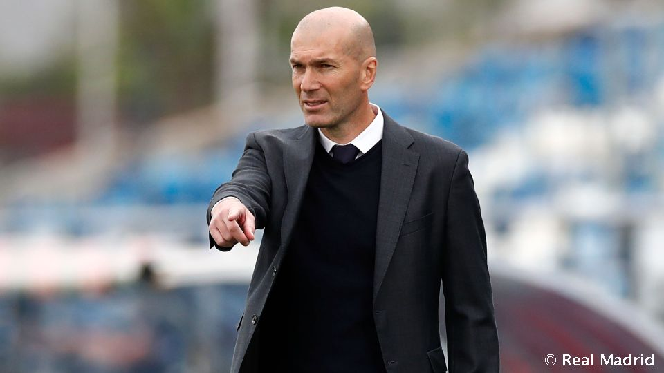 Video: Zidane: Felicito a mis jugadores porque lo han dado todo
