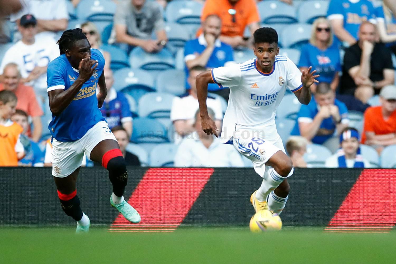 Rangers F.C. - Real Madrid - 25-09-2021