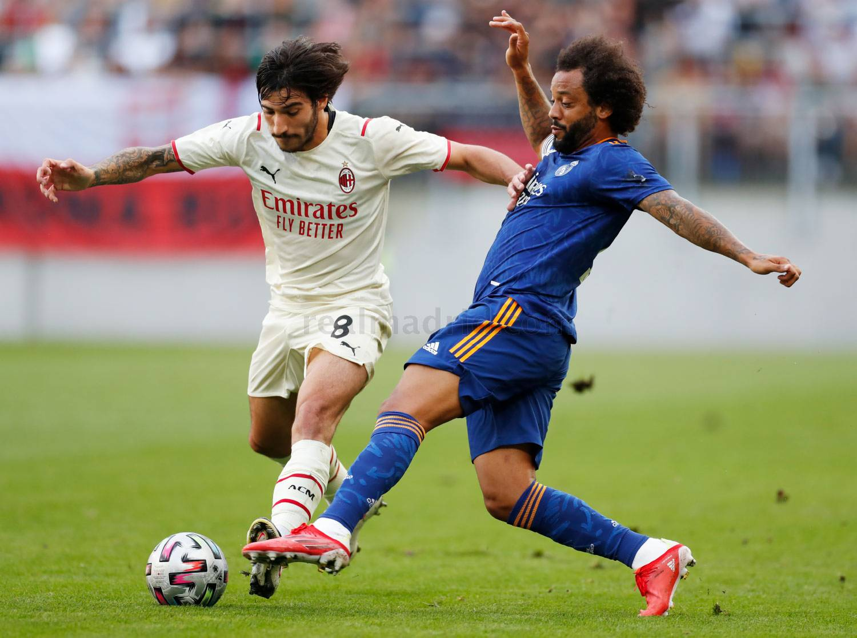 Real Madrid-AC Milan - 16-10-2021