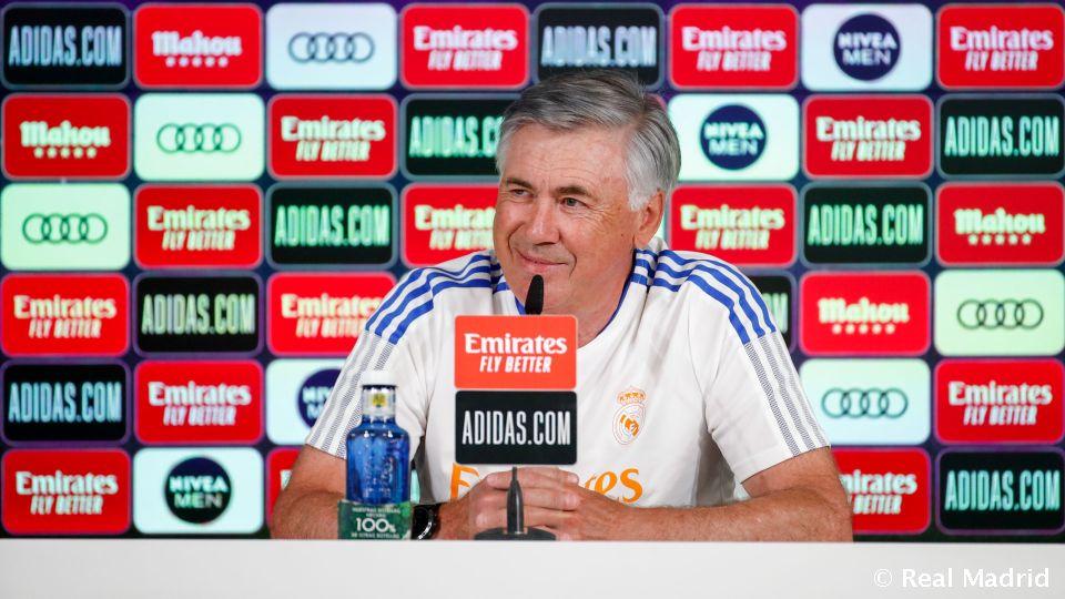 Video: Ancelotti: