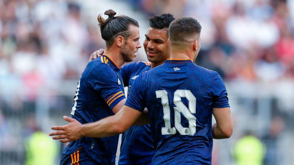 Video: Alavés-Real Madrid: die Liga beginnt