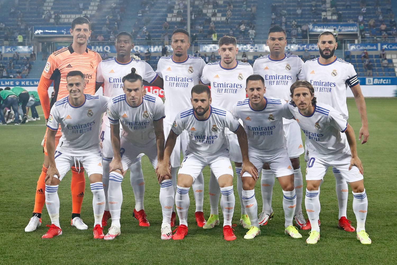 Alavés - Real Madrid - 16-10-2021