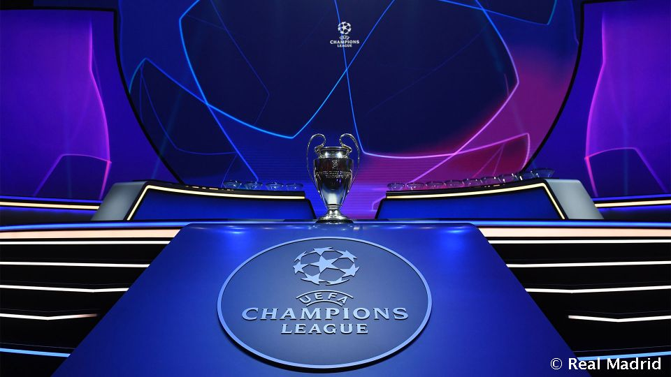 Video: El Real Madrid se enfrentará al Inter de Milán, Shakhtar y Sheriff en el Grupo D de la Champions