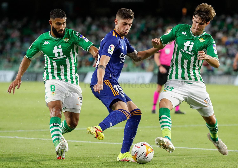 Betis - Real Madrid - 16-10-2021