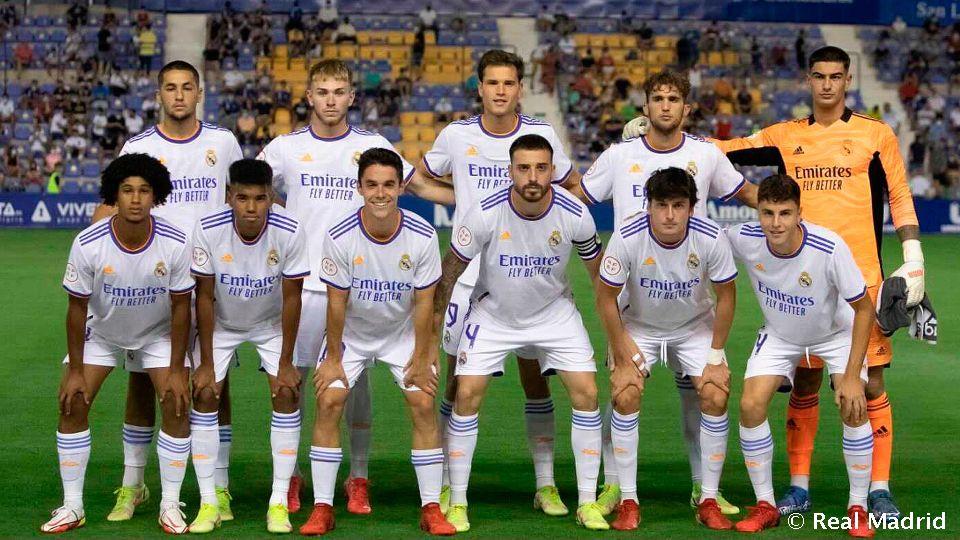Video: 3-0: Derrota del Castilla en La Condomina