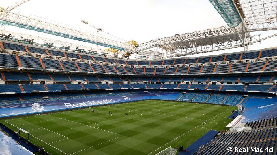 Video: Real Madrid-Celta: regressa o futebol ao Santiago Bernabéu