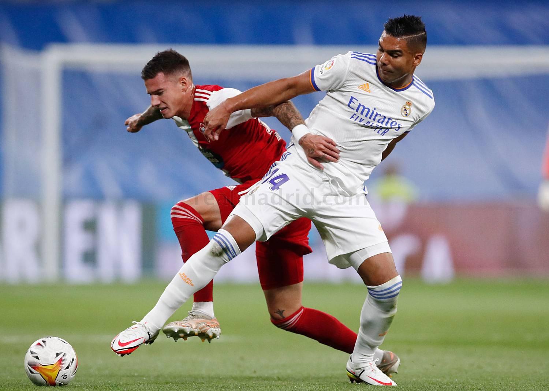 Real Madrid-Celta - 24-09-2021