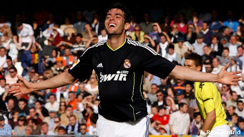 Video: Historic goals: Kaká