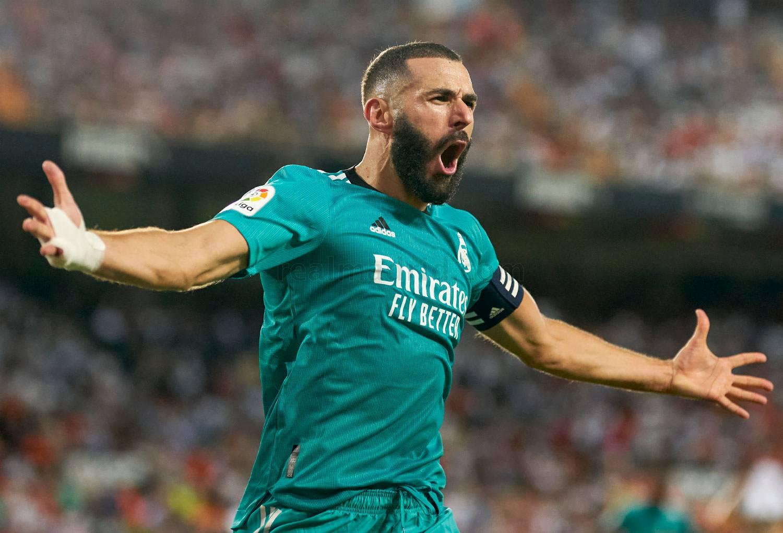 Valencia - Real Madrid - 21-10-2021