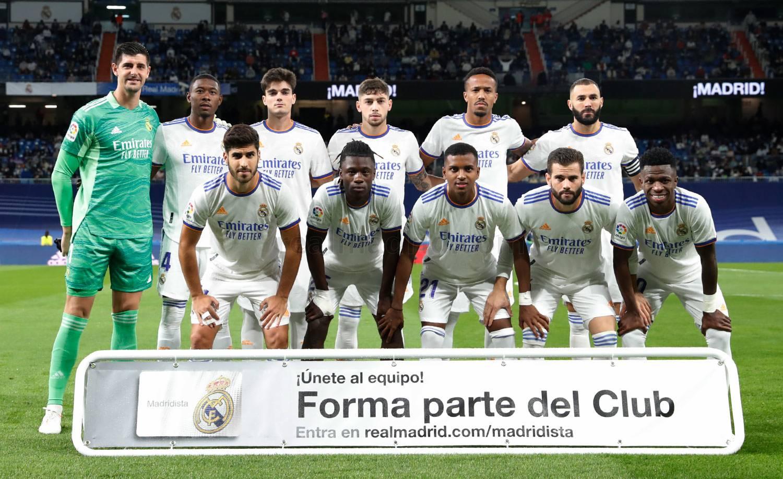 Real Madrid - Mallorca - 17-10-2021