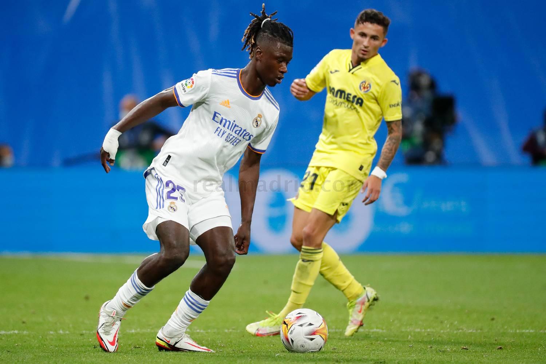 Real Madrid - Villarreal - 18-10-2021