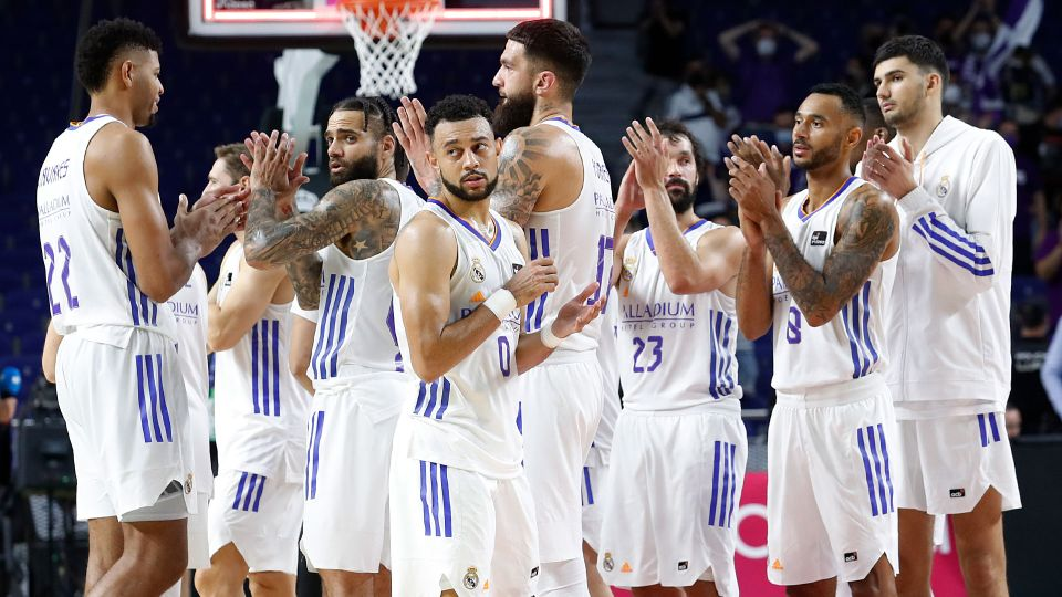 Video: Real Madrid-Monbus Obradoiro: going for a third consecutive league win