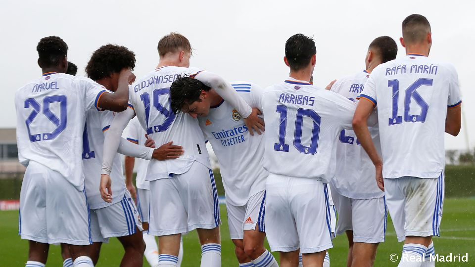 Video: 2-2: Castilla unlucky to only draw