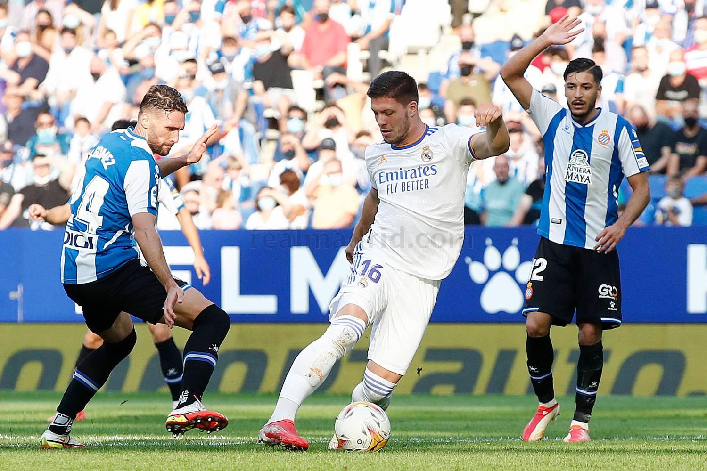 Espanyol - Real Madrid - 17-10-2021