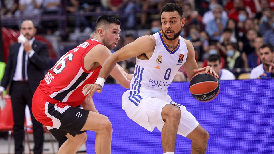 Video: 74-68: Real Madrid lose in Athens