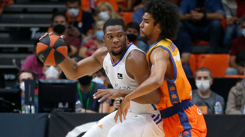 Video: 79-93: Fifth consecutive league win for Real Madrid
