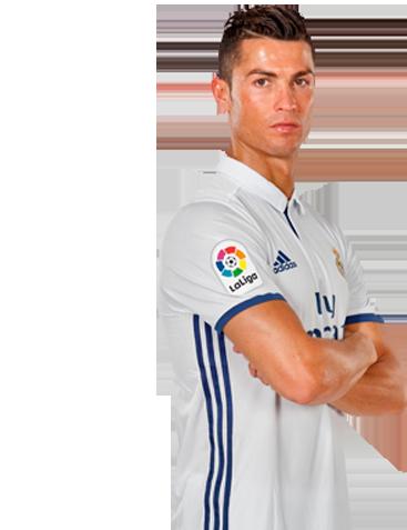 Cristiano Ronaldo Hat Tricks Record In La Liga Real Madrid Cf