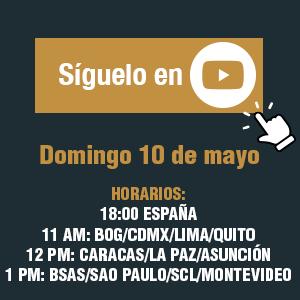 Sigue el Foro Luis de Carlos en Youtube