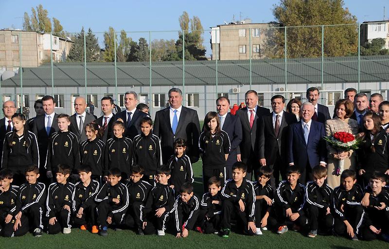 Реал мадрид и азербайджан